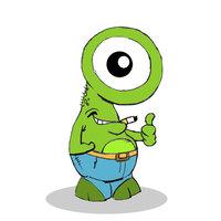 alien patatero