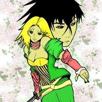 Tania y Tsuki