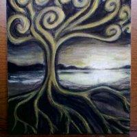 Seashore (boceto)