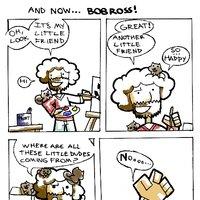 Los Amiguitos de Bob Ross