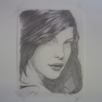Retrato Liv Tayler