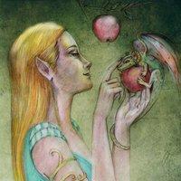 Manzana con premio