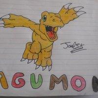 Agumon ( Digimon Adventure )