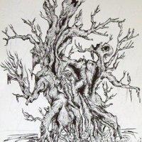 Árbol de brujas