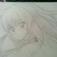 Kanade de Angel Beats