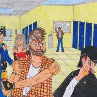 fight at school