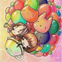 Globos Multicolores
