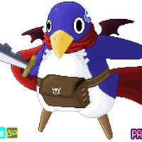 Prinny Can i really be the hero