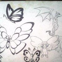 Bocetos para kiia