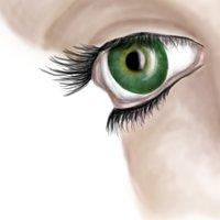 ojo verdee
