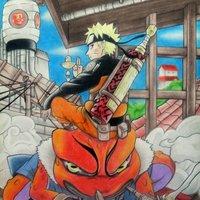 Naruto y Ganakichi