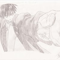 Roy Mustang (Angry) By Kyo