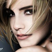 Emma Watson retrato digital
