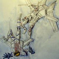 combate aerero