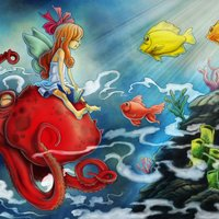 STORIES UNDER THE SEA