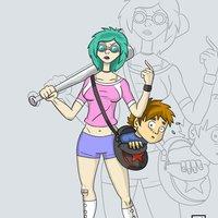 Scott & Ramona