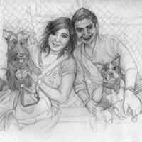 annapaola y su novio