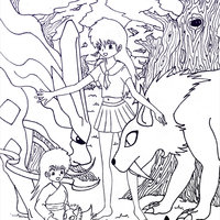 Suicune meets Kirara