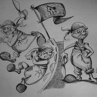 Toon Pirate