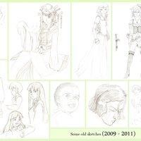 Algunos bocetos viejos (2003 - 2011)
