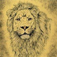 León en Sephia