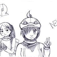 2 neko-chicas!!