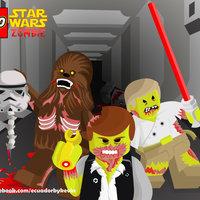 StarWars lego + Zombie