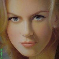 Retrato Nicole Kidman