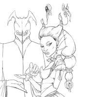El Sacerdote y la Duquesa (Línea)
