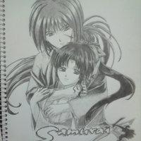 samurai x kenshin y kaoru