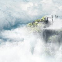 Matte Painting Sky Lands