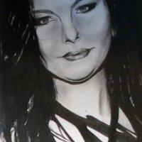 Retrato de Evanescence.