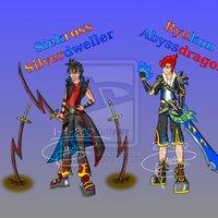 Fusiones. Siekon + Ryucross