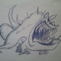 Perro del inframundo(MHR)