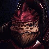 Wrex, Mass Effect