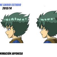 CELL ANIMACIÓN  TES/001-KITSUNE SHIROI ESTUDIO