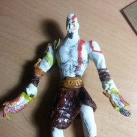 Muñeco Kratos