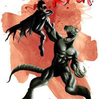 Black ... Y llueven reptilianos! Num 1