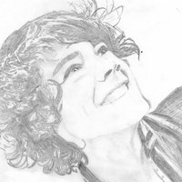 harry styles retrato