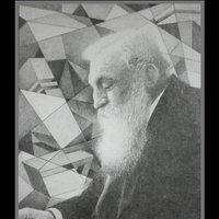 Retrato del escultor Rodin.