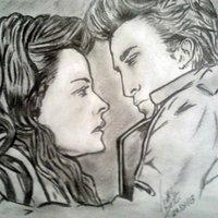 Bella y Edward (Crepúsculo)