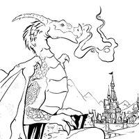 Dragon Inks.