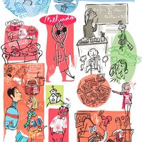 Ilutraciones para Editorial Difusión.