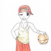 Chico baloncesto
