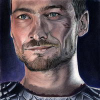 Andy Whitfield- SPARTACUS