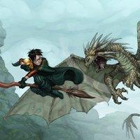 Harry Potter y el Colacuerno