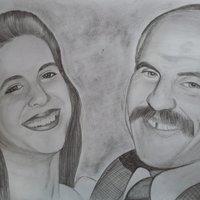 Papá e hija...