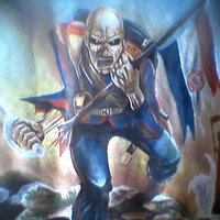 En proceso Camiseta Iron Maiden