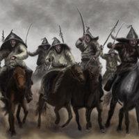 La horda de Gengis Khan