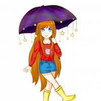 Chica de la lluvia (?)